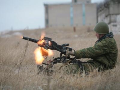 Стрельба из гранатомета АГС-17