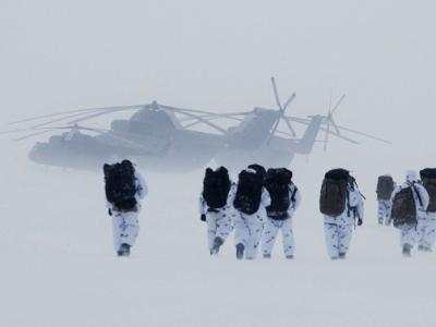 Война зимой картинки