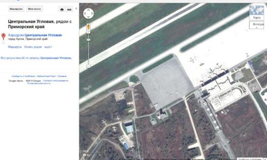 Военные аэродромы и авиабазы ВВС России и США