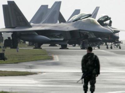Авиация Южной Кореи действует в интересах США
