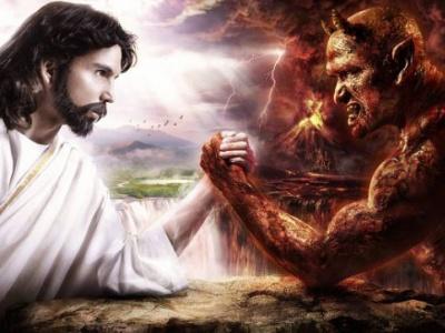 Восьмой Вселенский собор - бой добра со злом