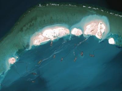 Новые острова Китая раздражают США