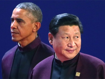 Барак Обама  и конфронтация США с Китаем