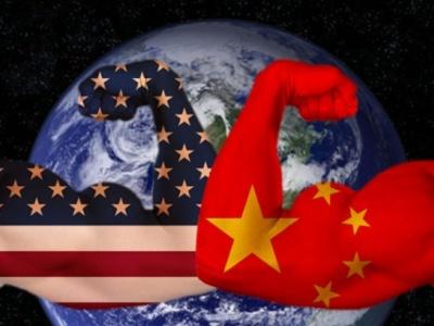 Вероятность Третьей мировой войны между США и Китаем