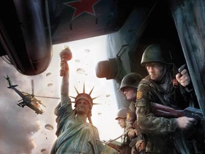Американский журнал придумал сценарий начала Третьей мировой войны