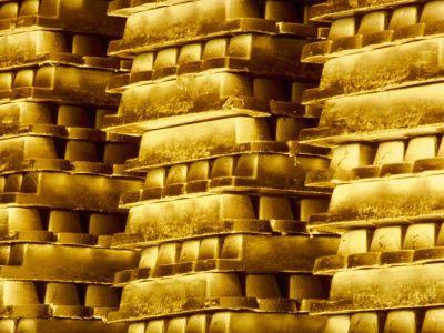 Золото России и Китая