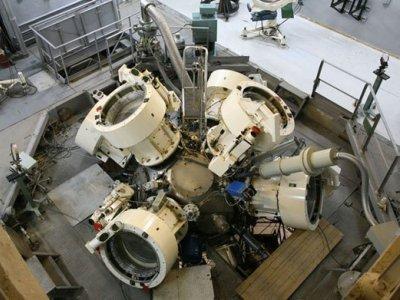 Самый мощный лазер УФЛ-2М в России