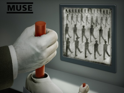 Muse выпустили альбом Drones темой которого является Третья мировая война 47