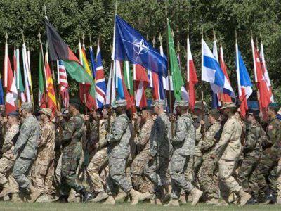 НАТО на военных учениях