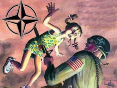 НАТО готовится к войне с Россией