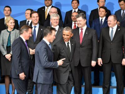 Обама на саммите НАТО
