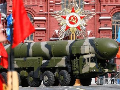 Россия - лидер ядерных вооружений