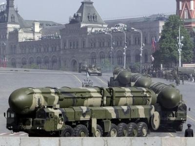 Ядерное оружие - Третья мировая война