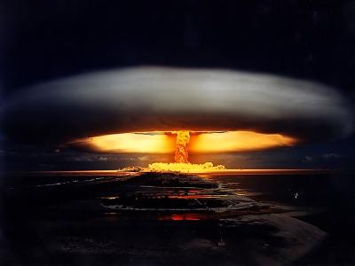 Опасное ядерное оружие массового поражения