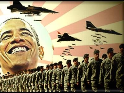 Третья мировая война началась с вторжения США на Ближний Восток