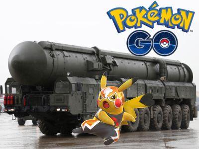 Игровое приложение Pokemon GO и ядерное оружие