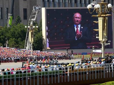 Путин предостерег мир от будущей Третьей мировой войны