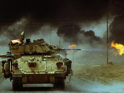 Обстановка в Украине и стремление США к господству ведет к Третьей мировой войне