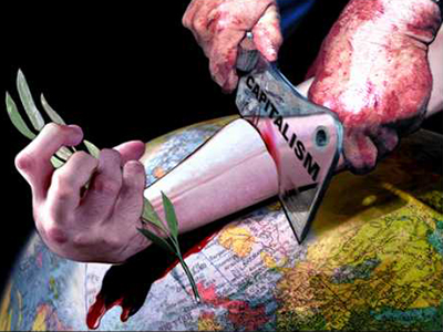 Мировой капитализм в странах Запада