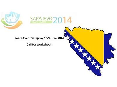 В Сараево прошел международный форум - Мирное событие 2014