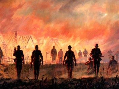 Выживание - Третья мировая война
